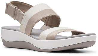 Clarks Collection Women Arla Jacory Flat Sandals Women Shoes