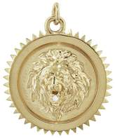 Foundrae Medium Strength Medallion - Yellow Gold