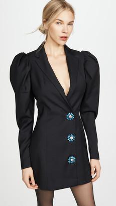 Rotate by Birger Christensen Carol Plain Blazer Dress