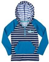 Hatley Boy's Hooded Rash Guard Swimsuit