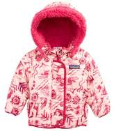 Patagonia Infant Girl's Dream Song Water-Repellent Reversible Jacket