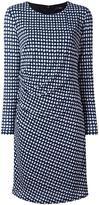 Steffen Schraut Fashionista draped dress - women - Polyester - 44