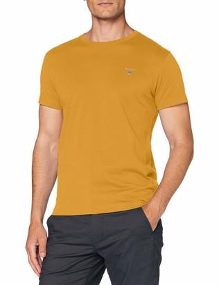 Gant Men's Original Solid Short Sleeve T-Shirt