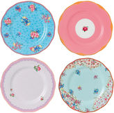 Royal Albert Candy 4-pc. Dinner Plate