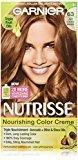 Garnier Nutrisse Haircolor - 63 Brown Sugar (Light Golden Brown) 1 EA - Buy Packs and SAVE (Pack of 2)