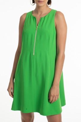 Trina Turk Reef Sleeveless Dress