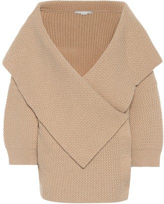 Stella McCartney Virgin wool cardigan
