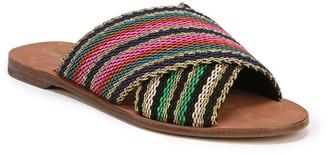 Diane von Furstenberg Cindi Woven Slide Sandal