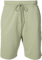 John Elliott - terry track shorts - men - Cotton - S