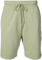 John Elliott terry track shorts