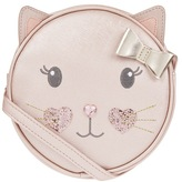 Accessorize Pretty Kitty Cat Cross Body Bag
