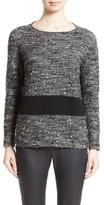 Fabiana Filippi Women's Cashmere & Silk Blend Tweed Pullover