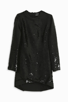 Anthony Vaccarello Sequins Dress