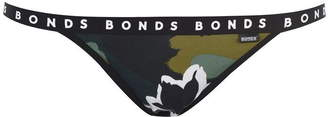 Bonds Floral Camo Briefs