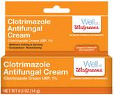 Walgreens Clotrimazole Antifungal Cream