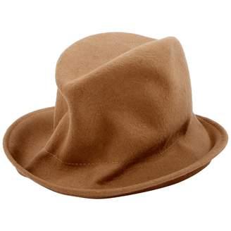 Trussardi Beige Wool Hats