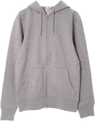 Y-3 Y 3 Grey Cotton Knitwear for Women