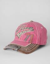 True Religion Womens Logo 71 Baseball Cap