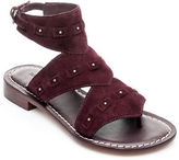 Bernardo Teddi Suede Sandals