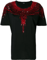 Marcelo Burlon County of Milan Mawida T-shirt - women - Cotton/Acrylic/other fibers - XXS