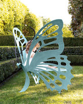 Horchow Large Butterfly Bench