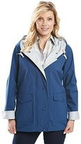 Woolrich Women's Classic Waterproof Rainslicker II