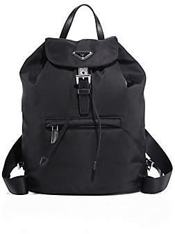 Prada Women's Small Nylon Backpack
