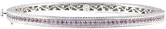 Delatori By Alor Silver Amethyst Bracelet