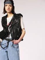 Diesel Leather jackets 0KARP - Black - L