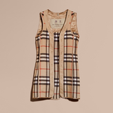 Burberry Sandringham-fit House Check Cashmere Wool Warmer