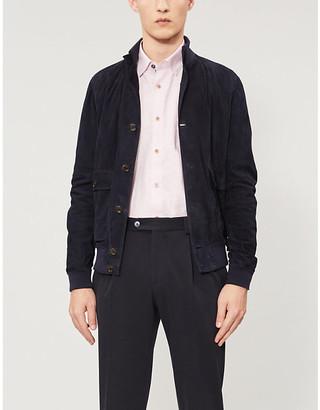 Ted Baker Emuu regular-fit linen-cotton blend shirt