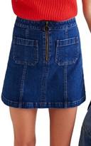 Madewell Women's Denim Miniskirt