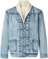 Levi's Made & Crafted stone wash denim jacket