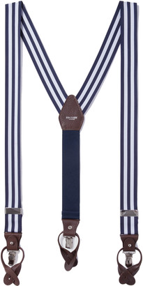 Hackett Bengal Stripe Braces