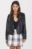 KENDALL + KYLIE Kendall & Kylie Plaid Pleated Mini Skirt