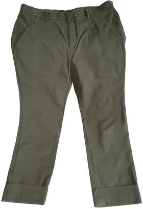Sofie D'hoore Green Cotton Jeans