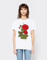 Off-White Rose Over Tee