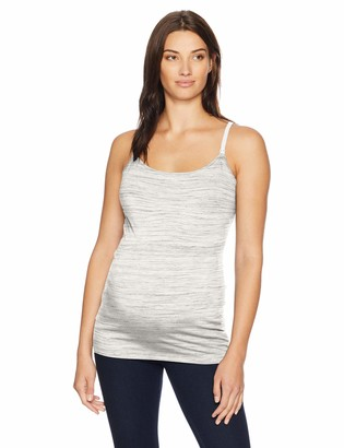 Motherhood Maternity Women's Maternity Clip Down Nursing Tank Top Cami