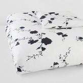 Vera Wang Ink Wash Duvet Cover, King