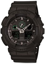 G-Shock Military Analog-Digital Combo Multi Function Watch, 55mm