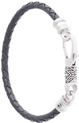 Nialaya Jewelry Braided Strap Bracelet