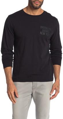 Frame Brooklyn Banks Long Sleeve T-Shirt