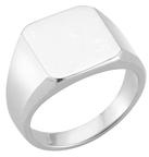 Mateo Bijoux Square Signet Ring