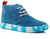Del Toro Suede Chukka Sneakers with Sky Sole