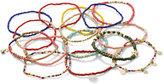 New York & Co. Seed Bead Stretch Bracelet Set