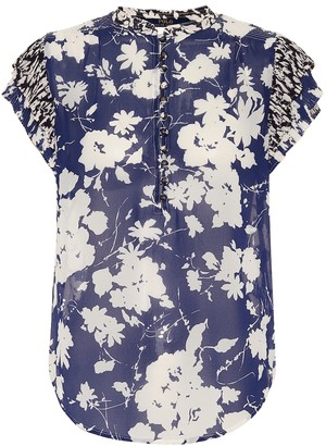 Polo Ralph Lauren Floral-printed top