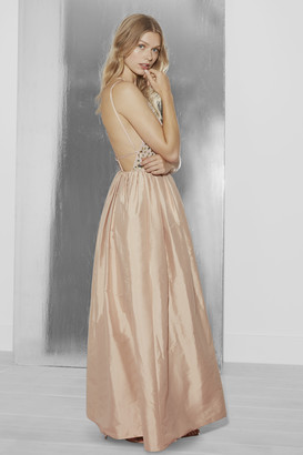 French Connection Eloise Mirrors Maxi Dress