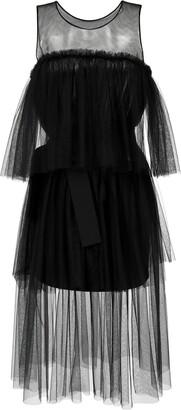 Gloria Coelho Ballerina tulle dress