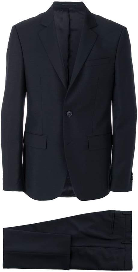 Givenchy formal fitted two-piece suit