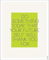 Dormify Future Self Print